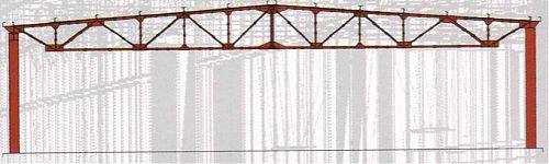 Стандартные металлоконструкции